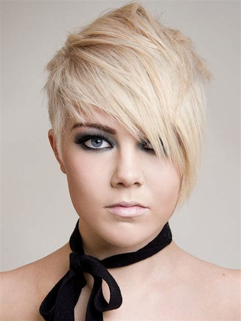 short edgy haircuts for square faces chic short hairstyles for modern women pretty designs