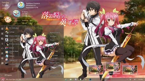 R Animethemes by Themes For Windows 7