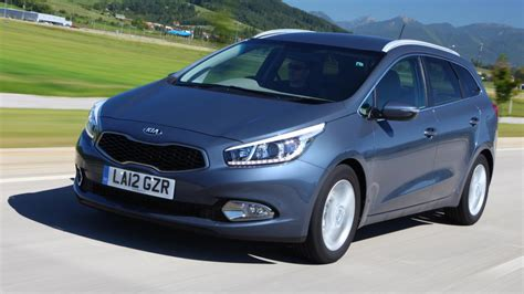 Kia Review Top Gear Kia Cee D Sportswagon Review Top Gear