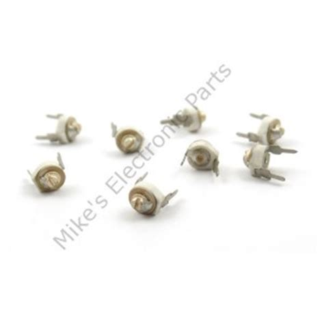 how to test trimmer capacitor 6mm trimmer capacitors mike s electronic parts