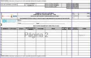 formato lista asistencia preescolar formato de lista de asistencia tolg jcmanagement co