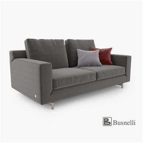 busnelli sofa 3d busnelli taylor sofa 2 model