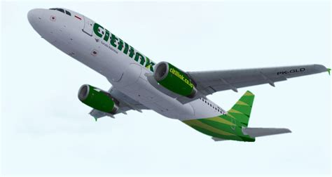 citilink number project airbus a320 citilink pk gld