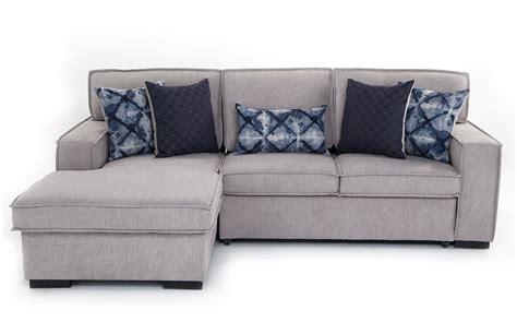 pop up sleeper sofa with chaise baci living room