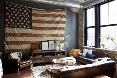 minneapolis loft apartment contemporary living room