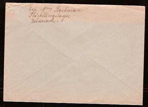 Schweiz Brief Absender Philaseiten De Postgeschichte 2 Weltkrieg Die Quot Zivile