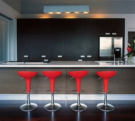 Trendy Kitchen Designs 56 trendy bar stools and kitchen stools that complete your