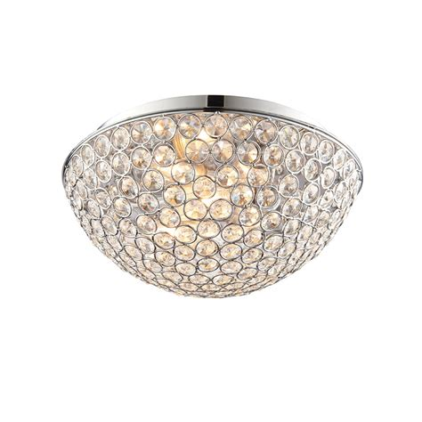 60103 Chryla Bathroom Flush Decorative Decorative Bathroom Lights