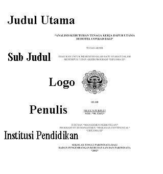 format font makalah panduan step by step menulis makalah yang baik dan benar