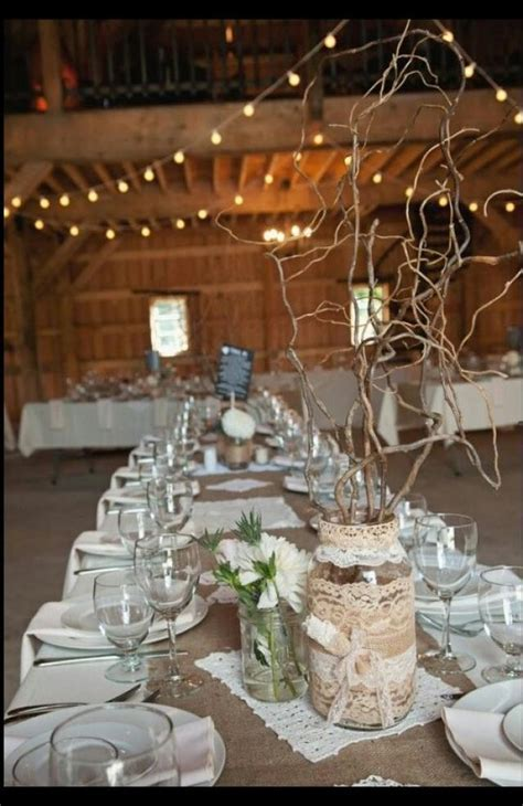 Mason Jar   Rustic Wedding Ideas #2058254   Weddbook
