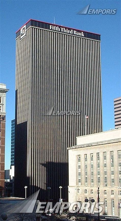 53rd bank fifth third center cincinnati 122096 emporis