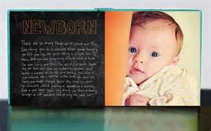 Month by month baby book shutterfly or blurb diy photo books