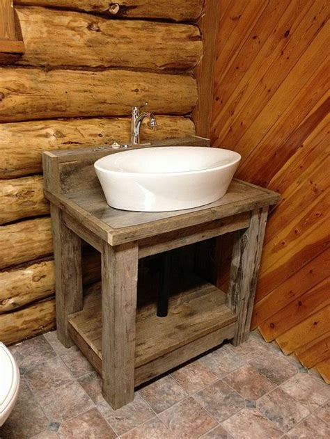 reclaimed wood bathroom vanity reclaimed wood bathroom vanity