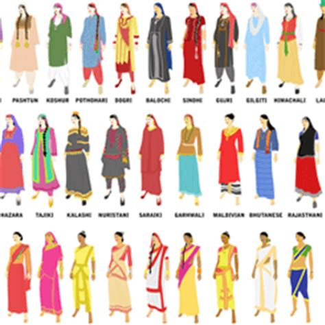Wedding Attire Of Different Countries by Costume And Dress Styles In Different States In India Wifd