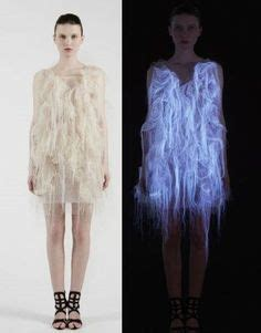 fashion design and technology lucy mcrae blurring the lines between art technology and
