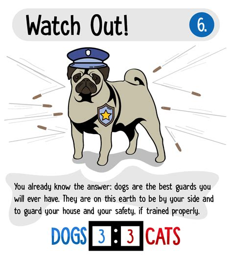 8 Reasons Why Dogs Are Better Than Cats by 8 Reasons Why Dogs Are Better Than Cats Displayed By An