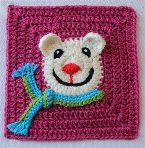 Square Instan Motif 01 136 best afghan squares animals and insects crochet