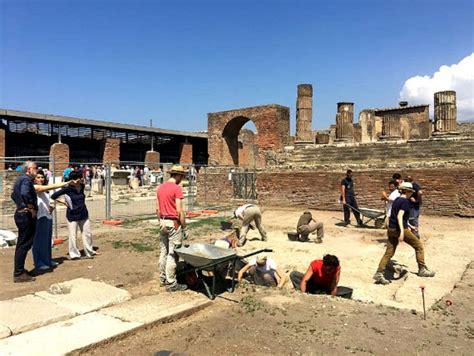 scavi di pompei ingresso pompei gli scavi archeologici e la citt 224 nuova pompei