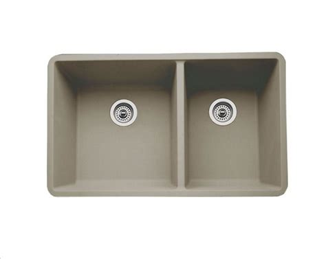 Blanco Precis Sink blanco 441296 blanco precis truffle kitchen sink traditional kitchen sinks by poshhaus