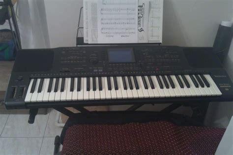 Keyboard Technics Kn 2000 technics kn 2000 image 175341 audiofanzine
