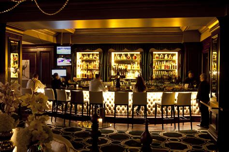 tap room gaming l a s best hotel bars and classiest lobby lounges