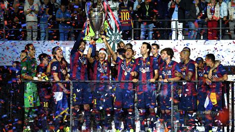 barcelona uefa chions league fc barcelona 2015 uefa chions league celebrations