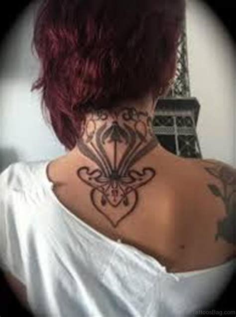 nape tattoo design 100 nape tattoos