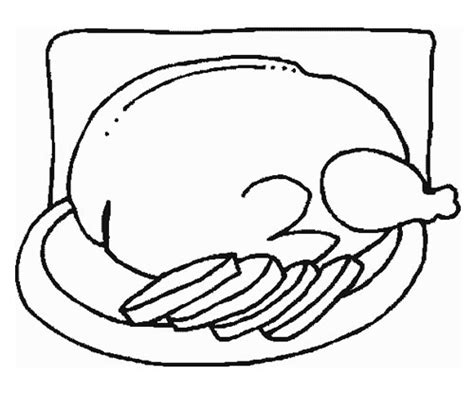 thanksgiving turkey meal coloring pages thanksgiving thanksgiving coloring pages