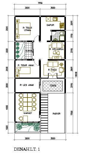 membuat usaha warnet desain rumah produktif eramuslim