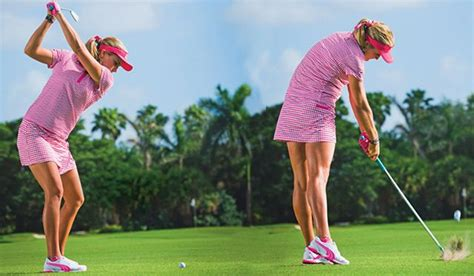 lexi thompson swing golf instruction lexi thompson lpga tour pinterest