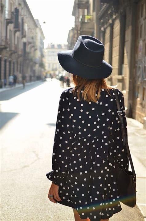 Dot Dress how to wear polka dots in summer 2014 just the design