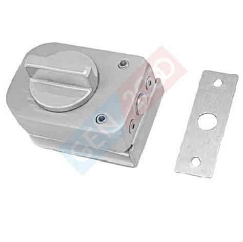 jual kunci pintu slot grendel kaca  mm glass door lock kaca  mm glass lock  lapak gen