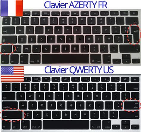 Apple Qwerty comment remapper clavier de macbook pro