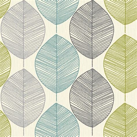 Leaf Pattern Vintage | new arthouse opera retro leaf pattern leaves motif