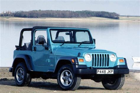 jeep wrangler 1996 2008 used car review car review