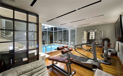 home workout studio design world of architecture beautiful mediterranean modern