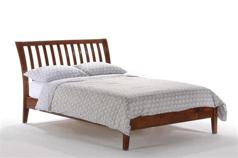 curved platform bed spice nutmeg curved sleigh platform bed