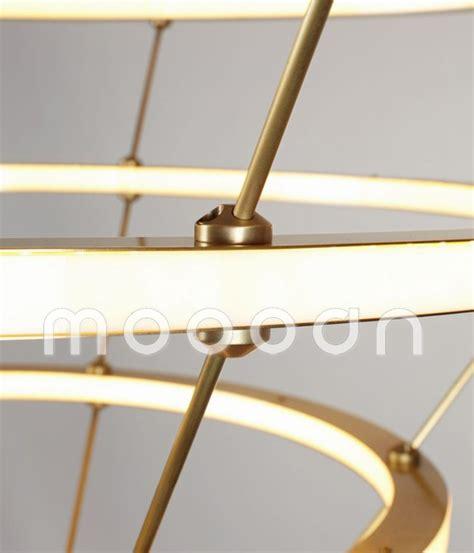 Kronleuchter Deco by Modernen H 228 Ngenden Gold Gro 223 E Deco Kupfer Messing