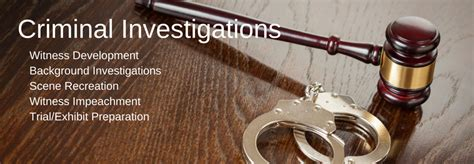 Criminal Background Investigation Iis Colorado