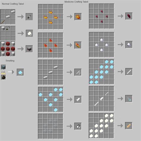 craft mod medicinecraft mod 1 7 10 minecraftdata
