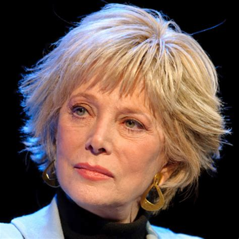 does leslie stahl wear a wig on 60 minutes lesley stahl started her television career covering the