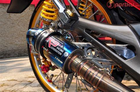 Lu Hid Untuk Motor Supra X 125 modifikasi motor