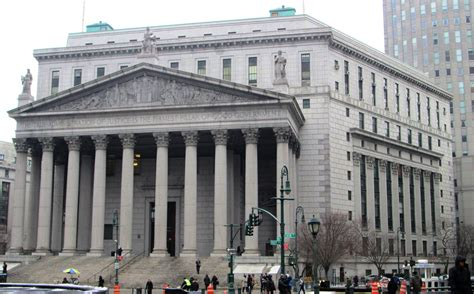 nyc supreme court how marble from a small town in built america s