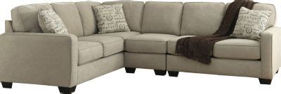 3 Sided Sectional Sofa by Alenya Quartz Left Side Sofa 3 Sectional