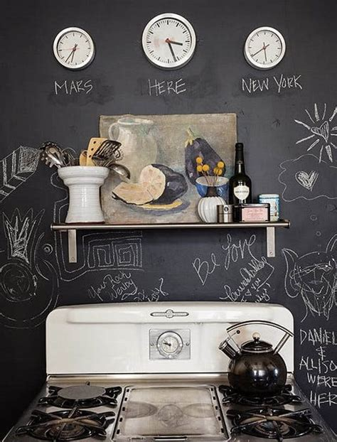 chalkboard backsplash 100 chalkboard backsplash six alternatives to the