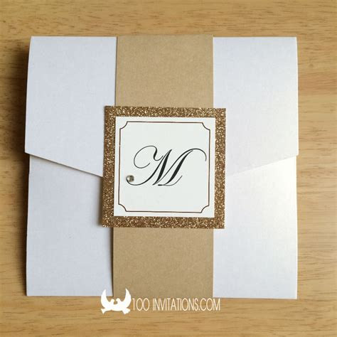 custom pocketfold wedding invitations lace wedding invitations free shipping