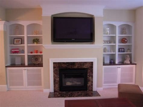Fireplace Cabinets by Fireplace Cabinets For The Home