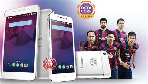 Advan Barcelona advan barca 5 s5q smartphone kitkat keren untuk pendukung barcelona eraponsel