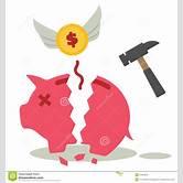 empty-broken-piggy-bank