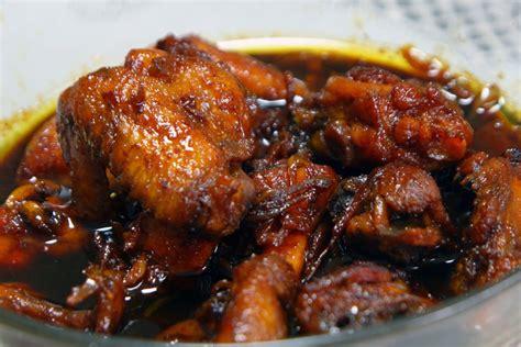 Masakan Ayam Bebek Favorit S324 bahan bahan ayam kecap